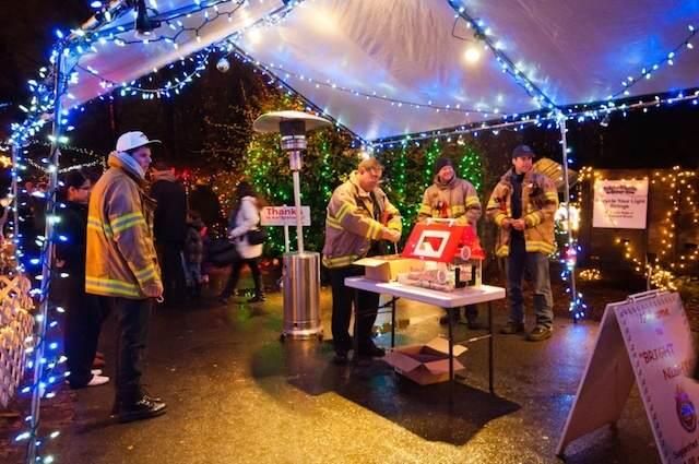 organizar actividades sociales durante fiesta de navidad