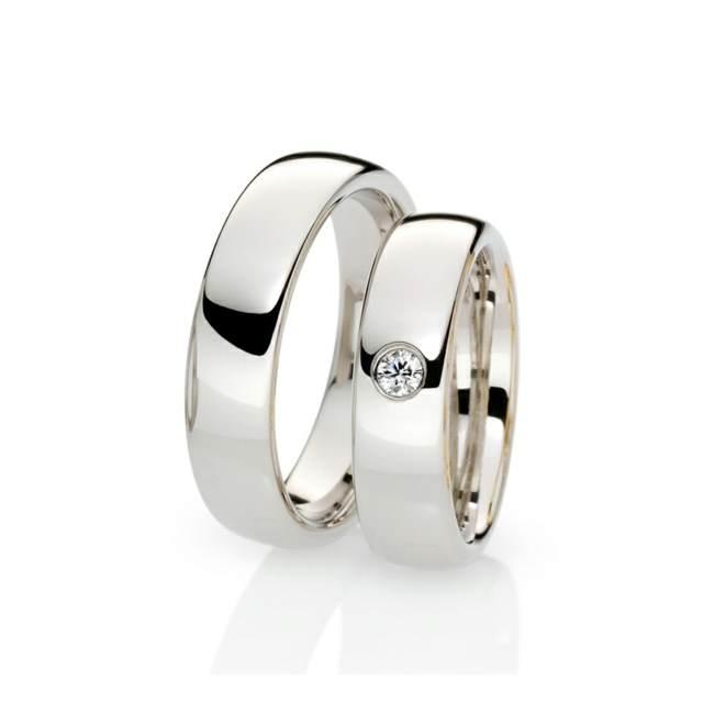 Unas ideas maravillosas para los anillos de boda - En que mano se lleva el anillo de casado ...