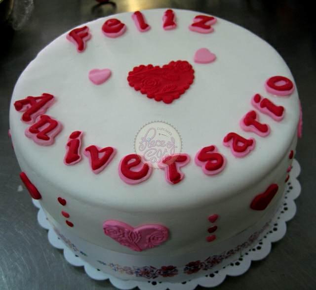 aniversario un bolo inscripción
