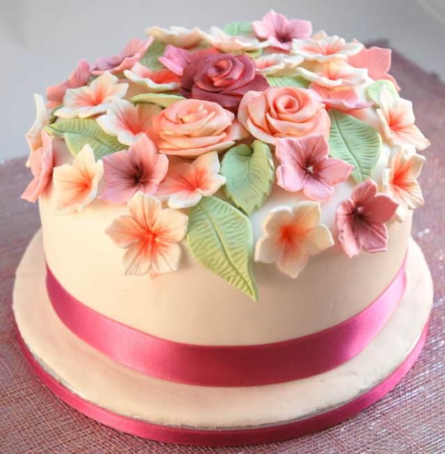 bolos de aniversario una idea maravillosa en forma de sombrero