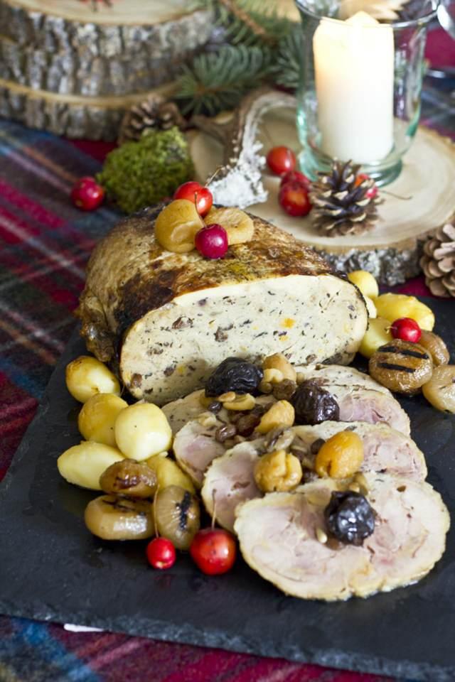 catering de navidad ideas para decoracin y comida