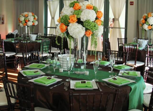 centros de mesa arreglos florales