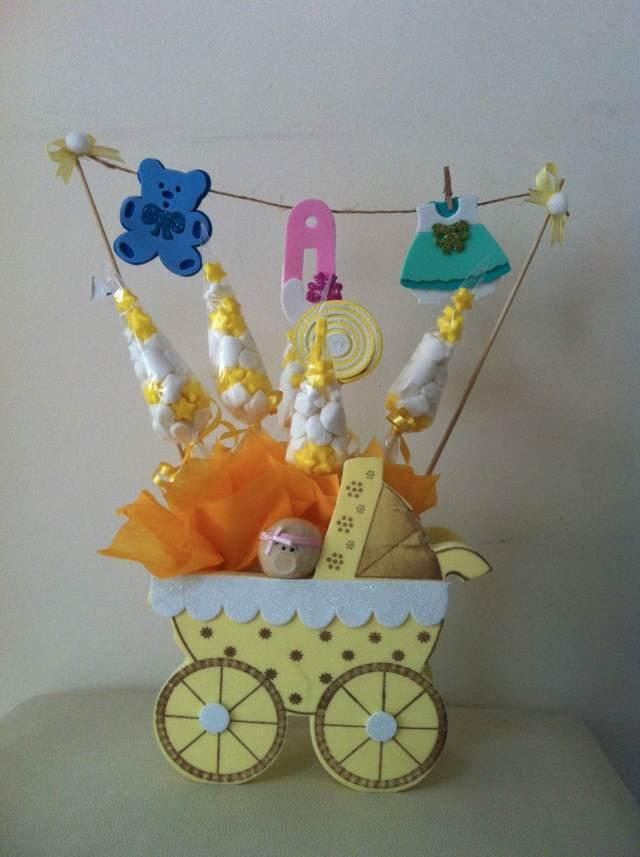 pics photos centros mesa para baby shower fant sticas ideas