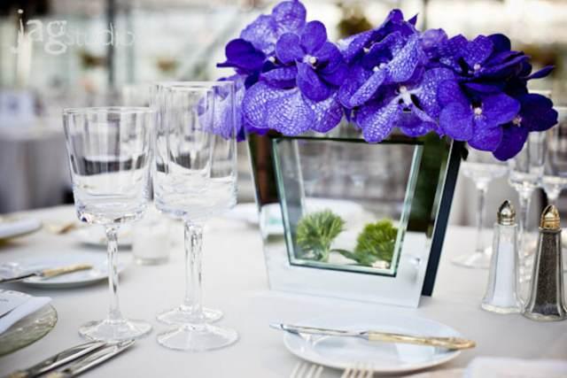centros de mesa boda arreglos florales interesantes