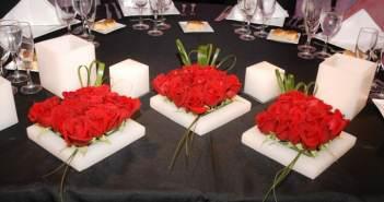 centros-de-mesa-decoracion-sencilla-rosas