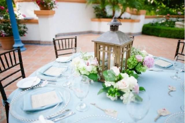 centros de mesa para boda una combinación hermosa