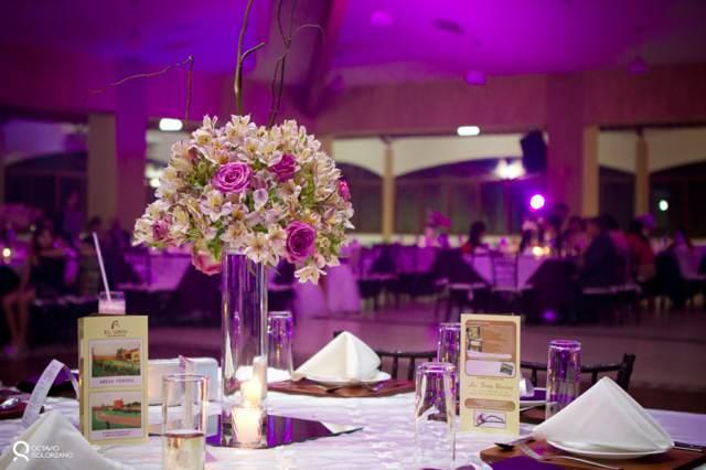 Centros de mesa accesorios de boda - Ideas para bodas espectaculares ...