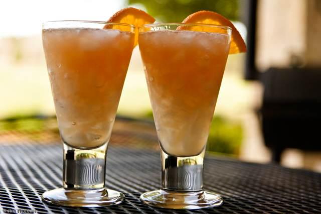 cócteles tequila frutas