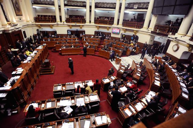 congreso nacional de Perú