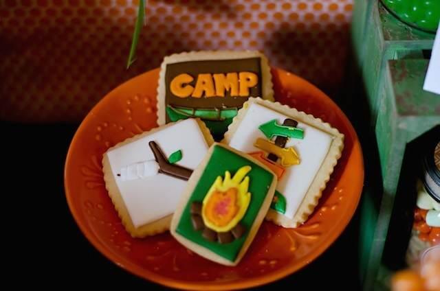 cumpleaños infantiles galletas decoradas detalles campo