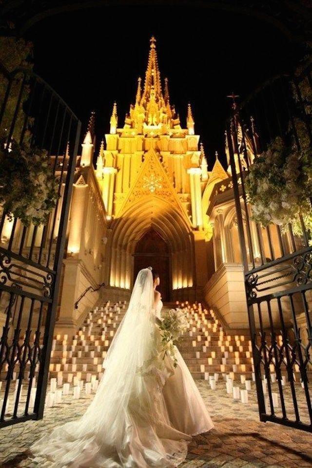 decoración de boda como cuento de hadas