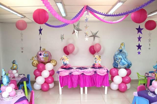 Ideas para decoraci n de fiestas infantiles - Decoracion para fiestas de cumpleanos infantiles ...