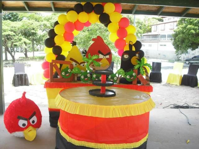 decoracion temática fiestas infantiles mesas de fantasia