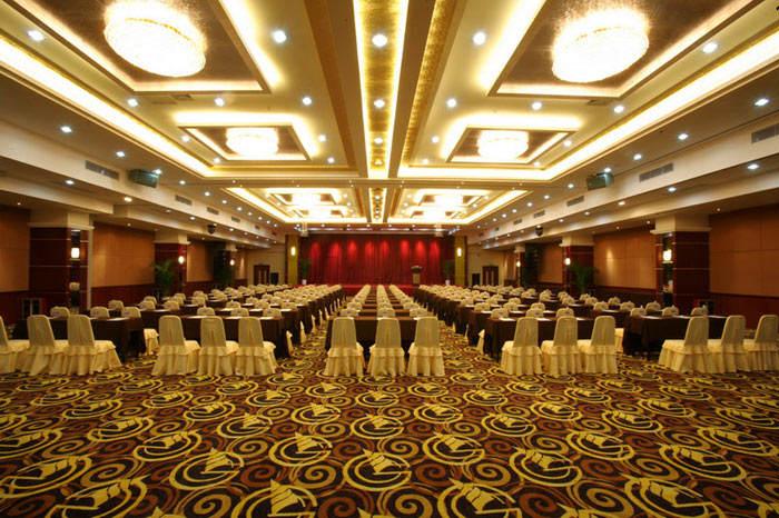decoración clásico de sala para conferencia profesional