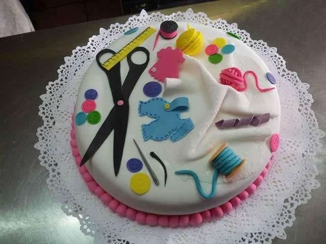 la decoración de tortas diferentes sujetos