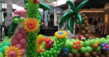 decoracion-increible-con-globos-diferentes-formas-tamanos