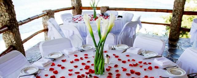 Bodas Decoracion Sencilla ~ Una decoraci?n sencilla y elegante para la boda