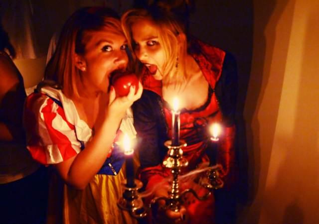 disfraces para chicas fiesta de halloween