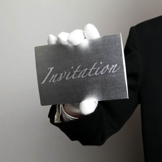 organización invitaciones detalle importante