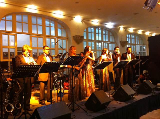 eventos sociales programa musical una orquesta