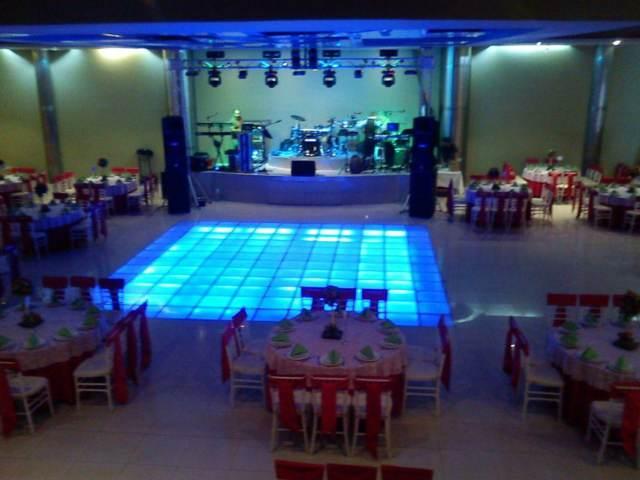 eventos sociales una sala de celebración