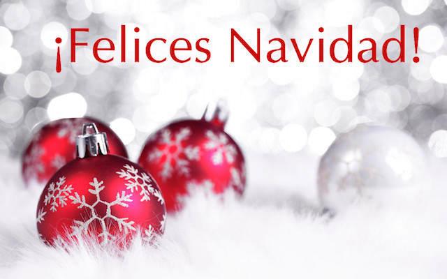 feliz navidad tarjeta elegante decoración navideña blanco