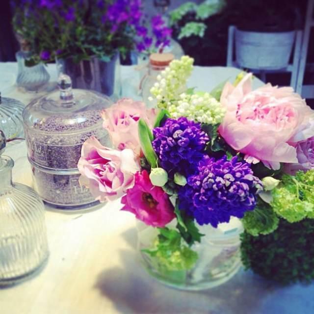 flores magníficos una decoración perfecta para su fiesta