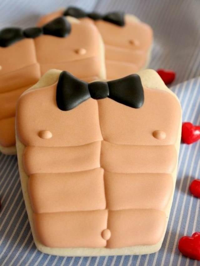 unas galletas decoradas temáticamente