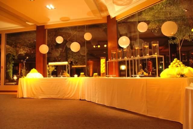 ideas para decorar la sala de evento