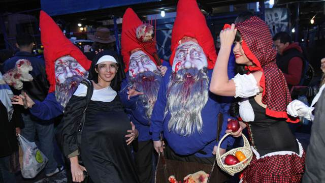 ideas para disfraces fiesta de halloween