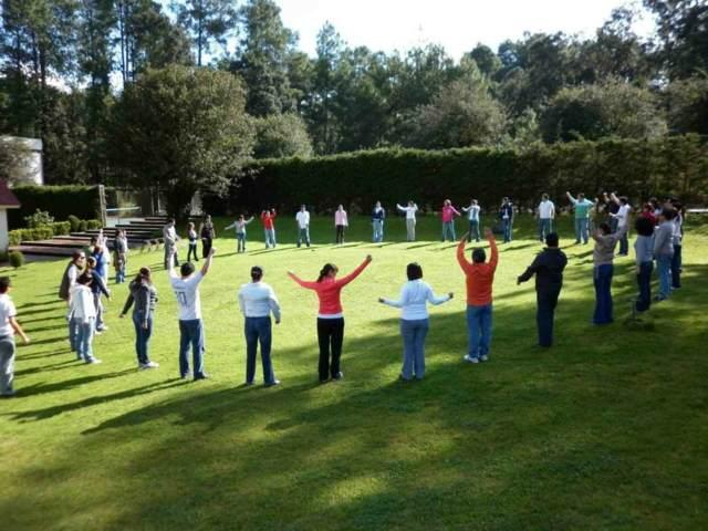 actividades equipos  al aire libre