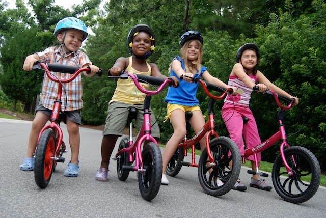 juegos infantiles safari fotos bicicletas competición interesante