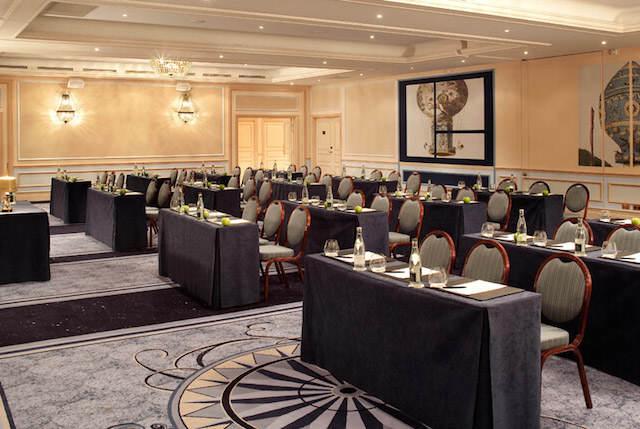 lugar seminario estilo elegante sala clase