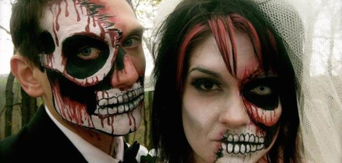 maquillaje-de-halloween-novia-novio-zombie