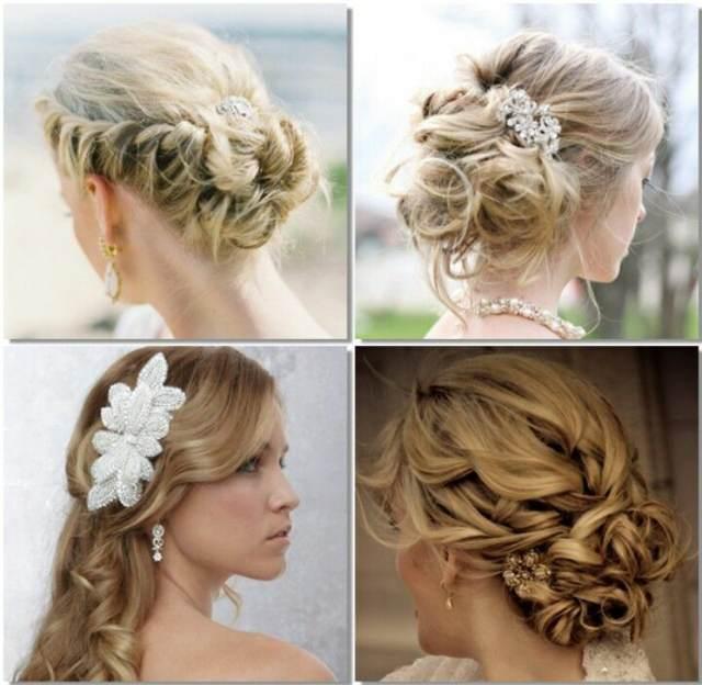 peinados para bodas detalle importante para novia