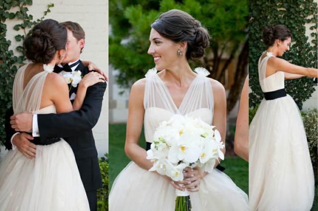 peinados diferente idea para novia día de la boda
