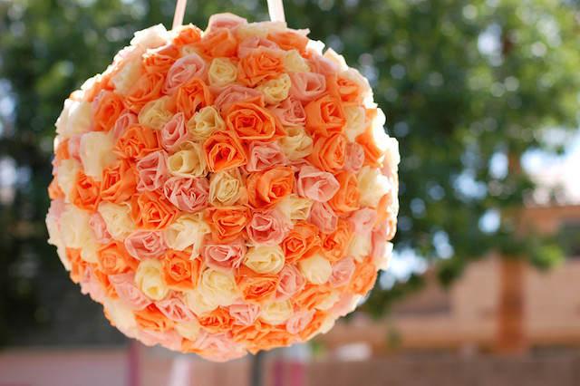 piñata linda para adultos decoración elegante
