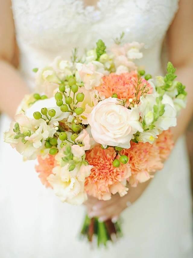 Ramos de novia ideas modernas e interesantes - Ramos de flores modernos ...