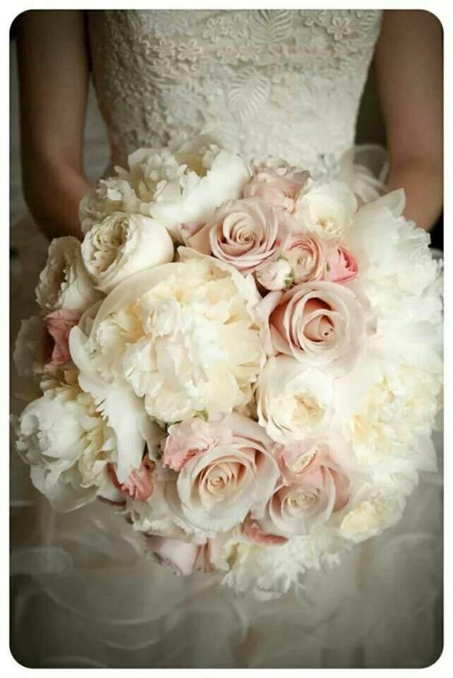ramos de novia rosas y colores magníficos