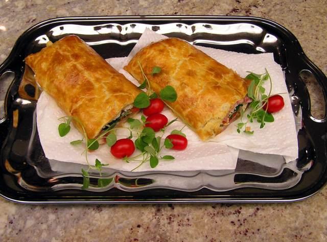 rollitos vegetas la comida vegetariana
