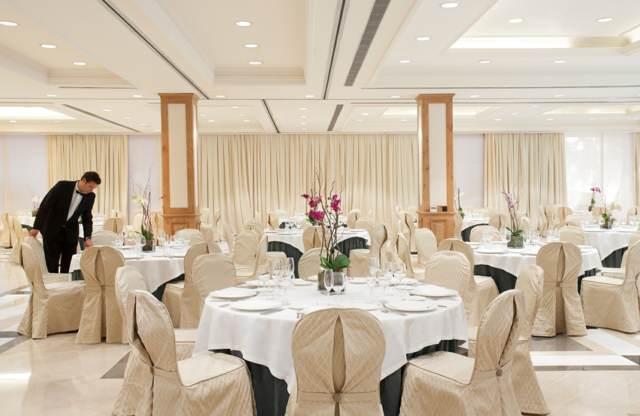 sala eventos todo tipo una decoración elegante