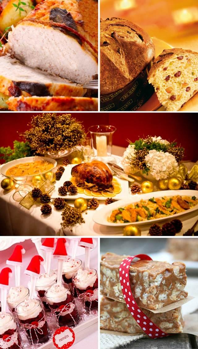 servicio de catering para Navidad ideas interesantes
