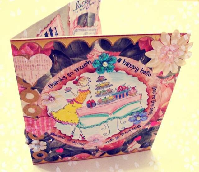 tarjetas de cumpleaños regalo amigo favorito