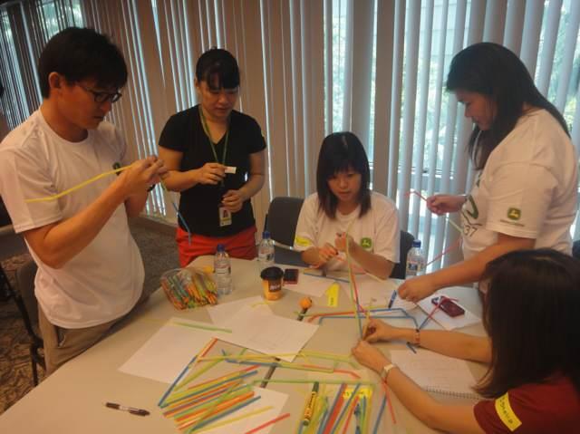 team building actividades en equipo