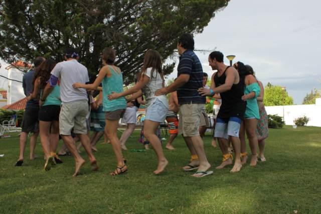 team building actividades aire libre