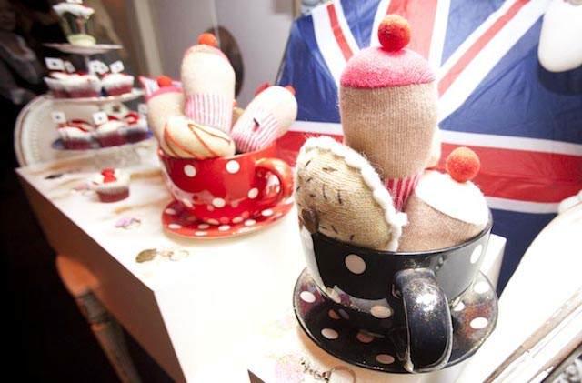 tema de Londres interesante para fiestas infantiles