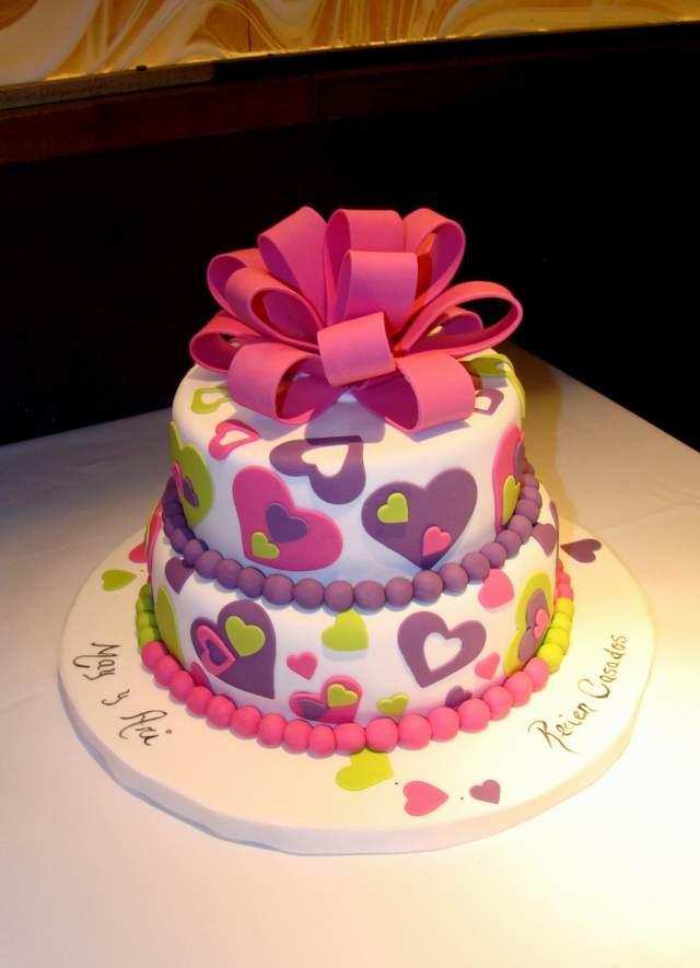 torta una decoracin preciosa la decoracin de tortas unas ideas preciosas para nios with tartas de cumpleaos para nios de un ao