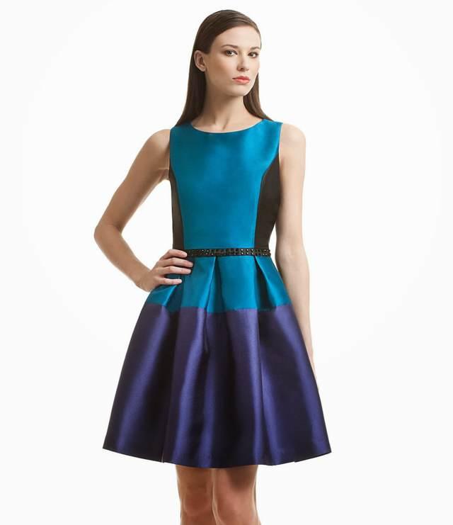 vestidos de noche colores maravillosos accesorio cinturón