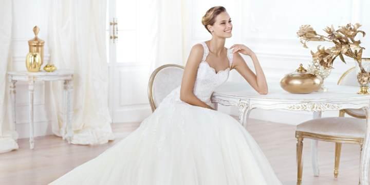 vestidos de novia tendencias modernas y elegantes