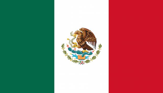 5 de febrero bandera nacional México